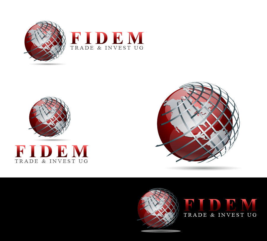 Logo Design by Private User - Entry No. 26 in the Logo Design Contest Professional Logo Design for FIDEM Trade & Invest UG.