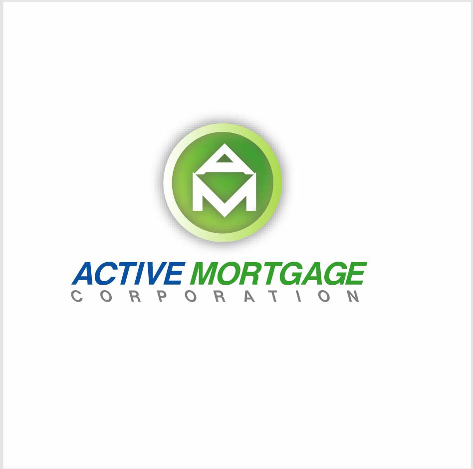 Logo Design by Zisis-Papalexiou - Entry No. 177 in the Logo Design Contest Active Mortgage Corp..
