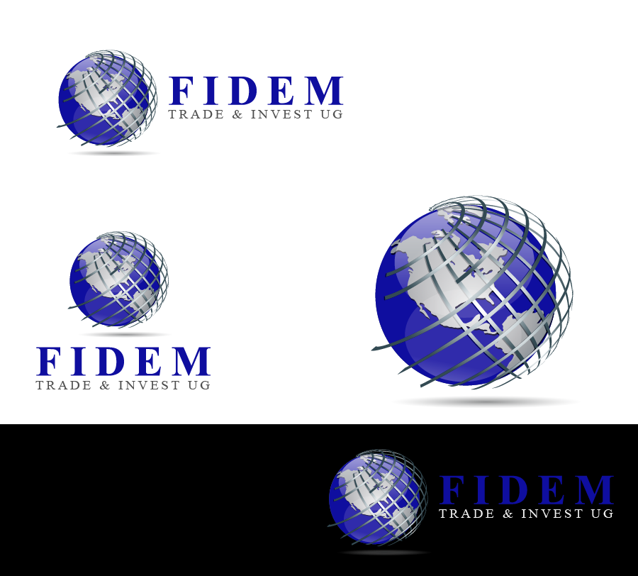 Logo Design by Private User - Entry No. 28 in the Logo Design Contest Professional Logo Design for FIDEM Trade & Invest UG.