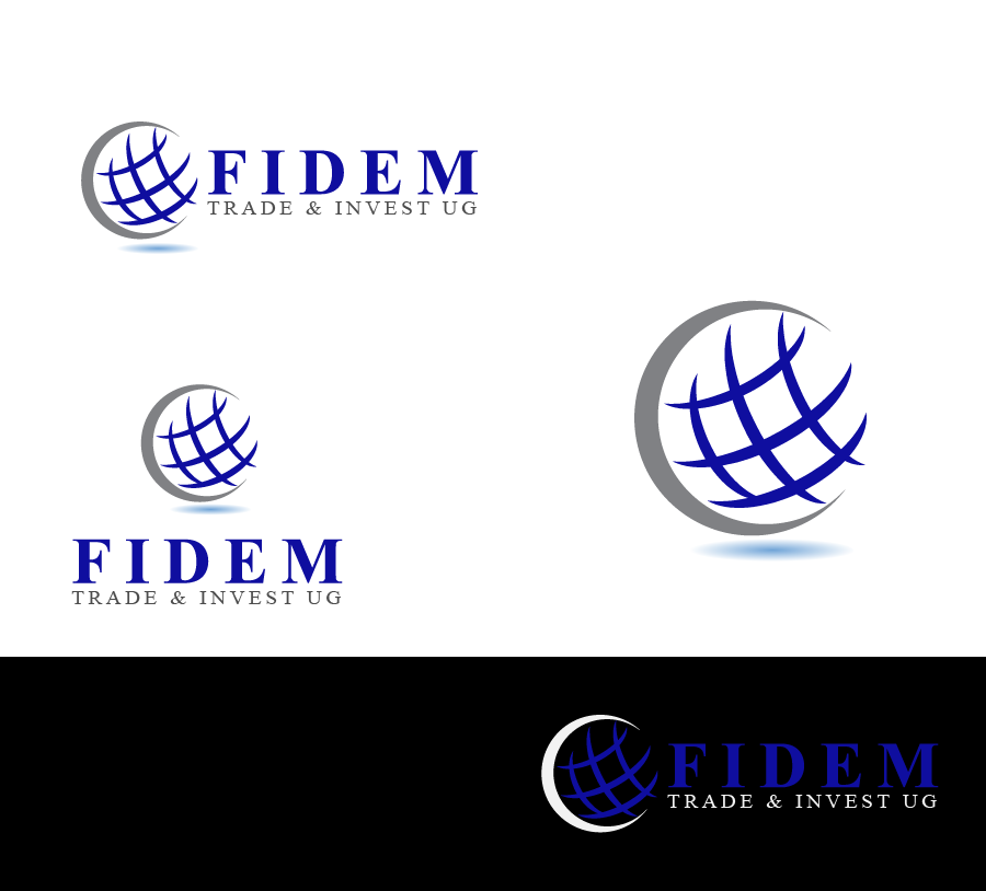 Logo Design by Private User - Entry No. 31 in the Logo Design Contest Professional Logo Design for FIDEM Trade & Invest UG.