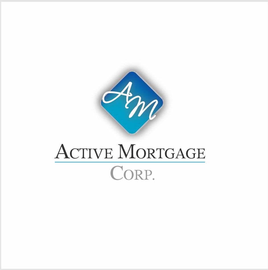 Logo Design by Zisis-Papalexiou - Entry No. 178 in the Logo Design Contest Active Mortgage Corp..