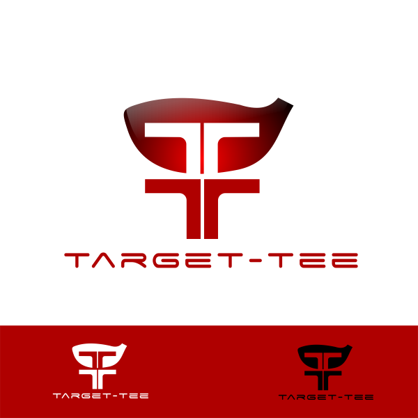 Logo Design by Rudy - Entry No. 93 in the Logo Design Contest Imaginative Logo Design for TARGET-TEE.