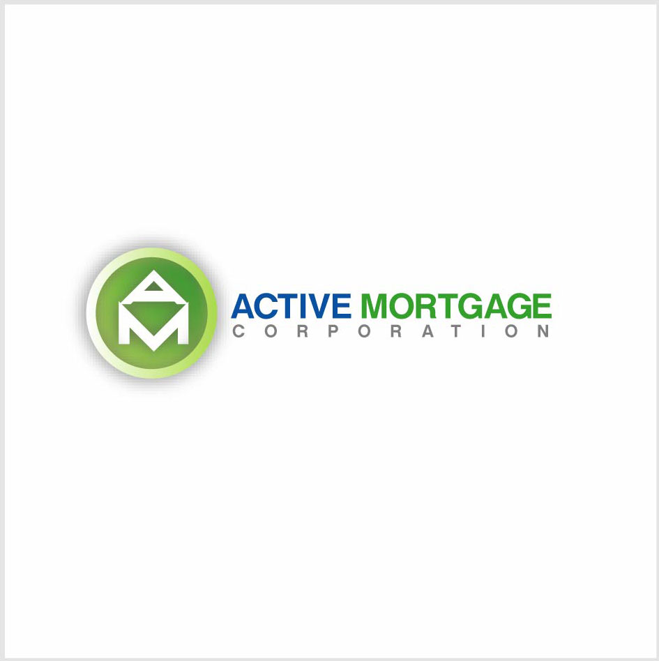 Logo Design by Zisis-Papalexiou - Entry No. 179 in the Logo Design Contest Active Mortgage Corp..