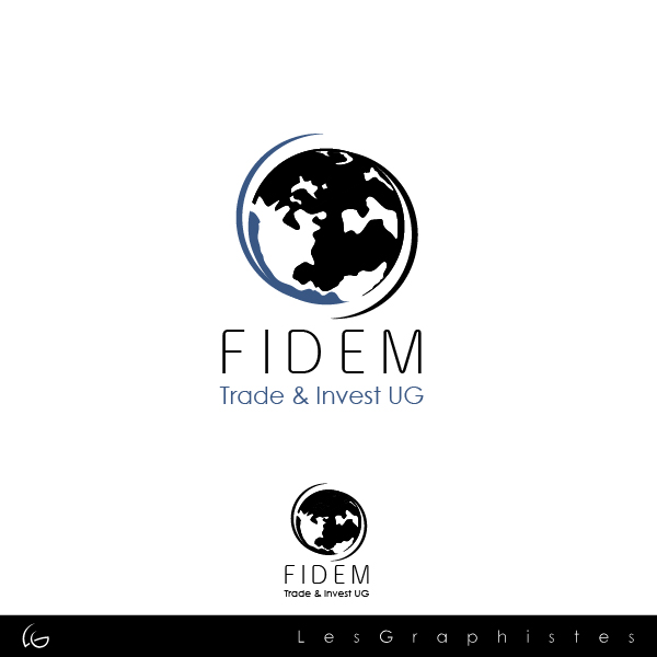 Logo Design by Les-Graphistes - Entry No. 35 in the Logo Design Contest Professional Logo Design for FIDEM Trade & Invest UG.