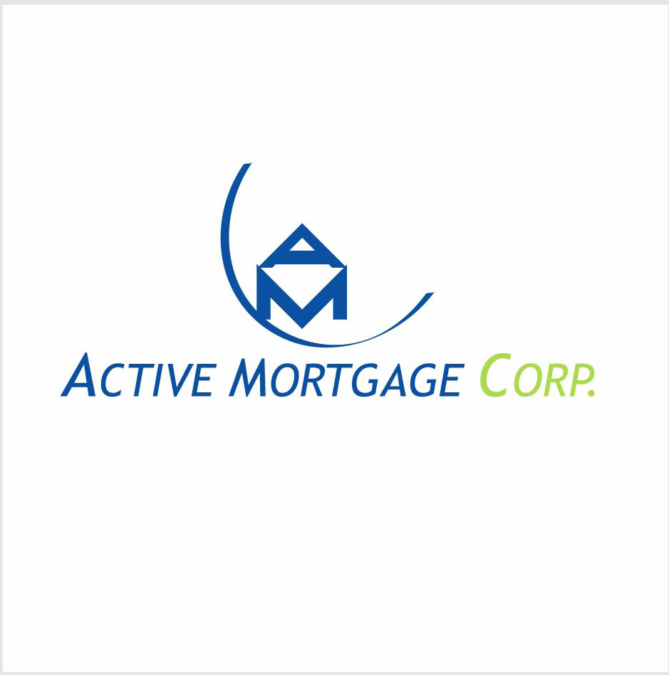 Logo Design by Zisis-Papalexiou - Entry No. 181 in the Logo Design Contest Active Mortgage Corp..