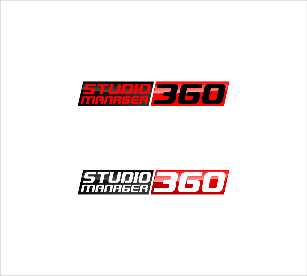 Logo Design by haidu - Entry No. 185 in the Logo Design Contest Unique Logo Design Wanted for Studio Manager 360.