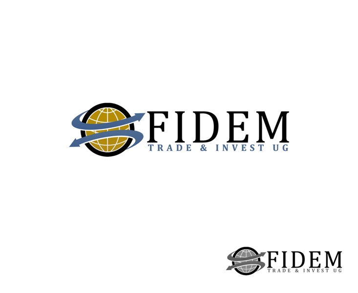 Logo Design by Juan_Kata - Entry No. 39 in the Logo Design Contest Professional Logo Design for FIDEM Trade & Invest UG.