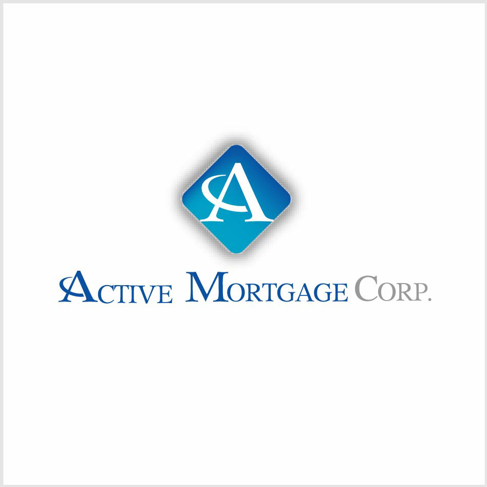 Logo Design by Zisis-Papalexiou - Entry No. 182 in the Logo Design Contest Active Mortgage Corp..