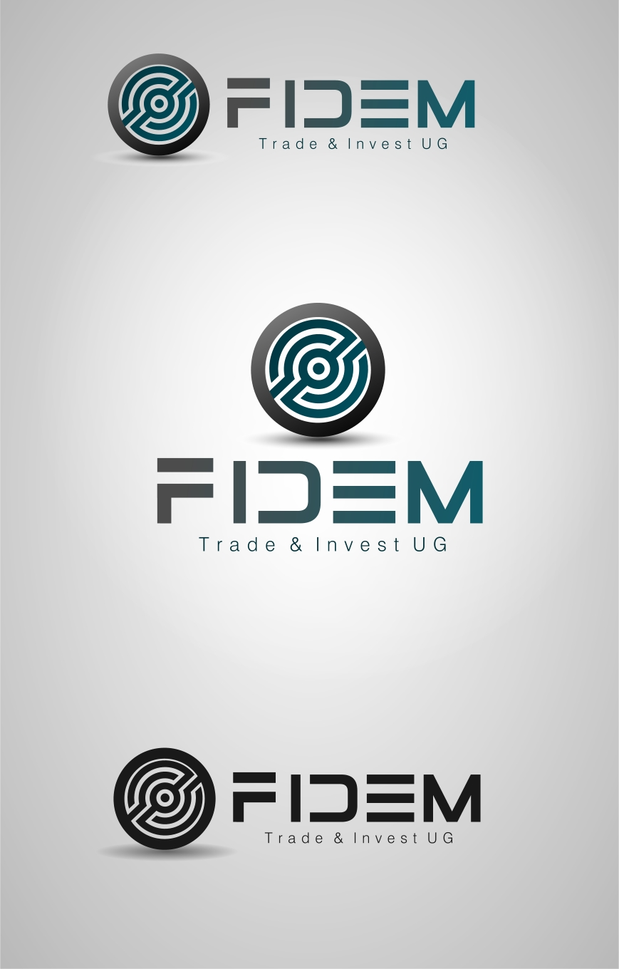 Logo Design by Private User - Entry No. 41 in the Logo Design Contest Professional Logo Design for FIDEM Trade & Invest UG.