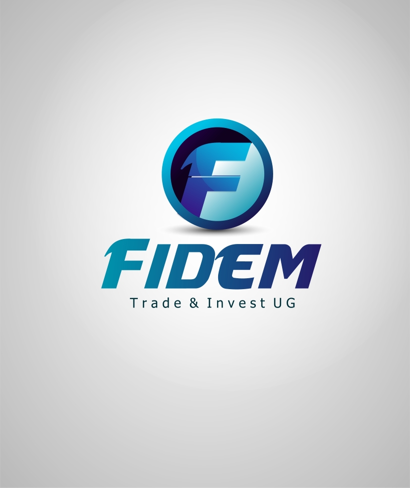 Logo Design by Private User - Entry No. 42 in the Logo Design Contest Professional Logo Design for FIDEM Trade & Invest UG.
