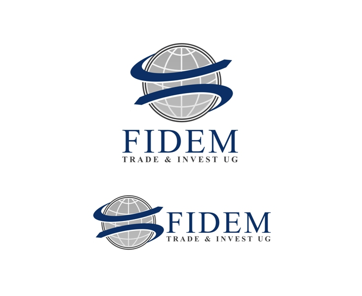 Logo Design by Juan_Kata - Entry No. 43 in the Logo Design Contest Professional Logo Design for FIDEM Trade & Invest UG.