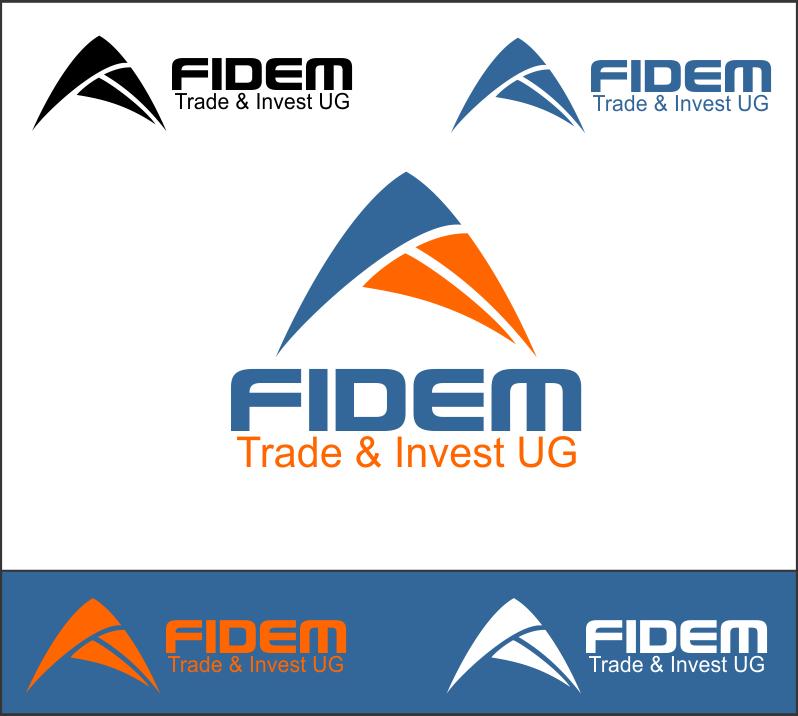 Logo Design by Agus Martoyo - Entry No. 46 in the Logo Design Contest Professional Logo Design for FIDEM Trade & Invest UG.