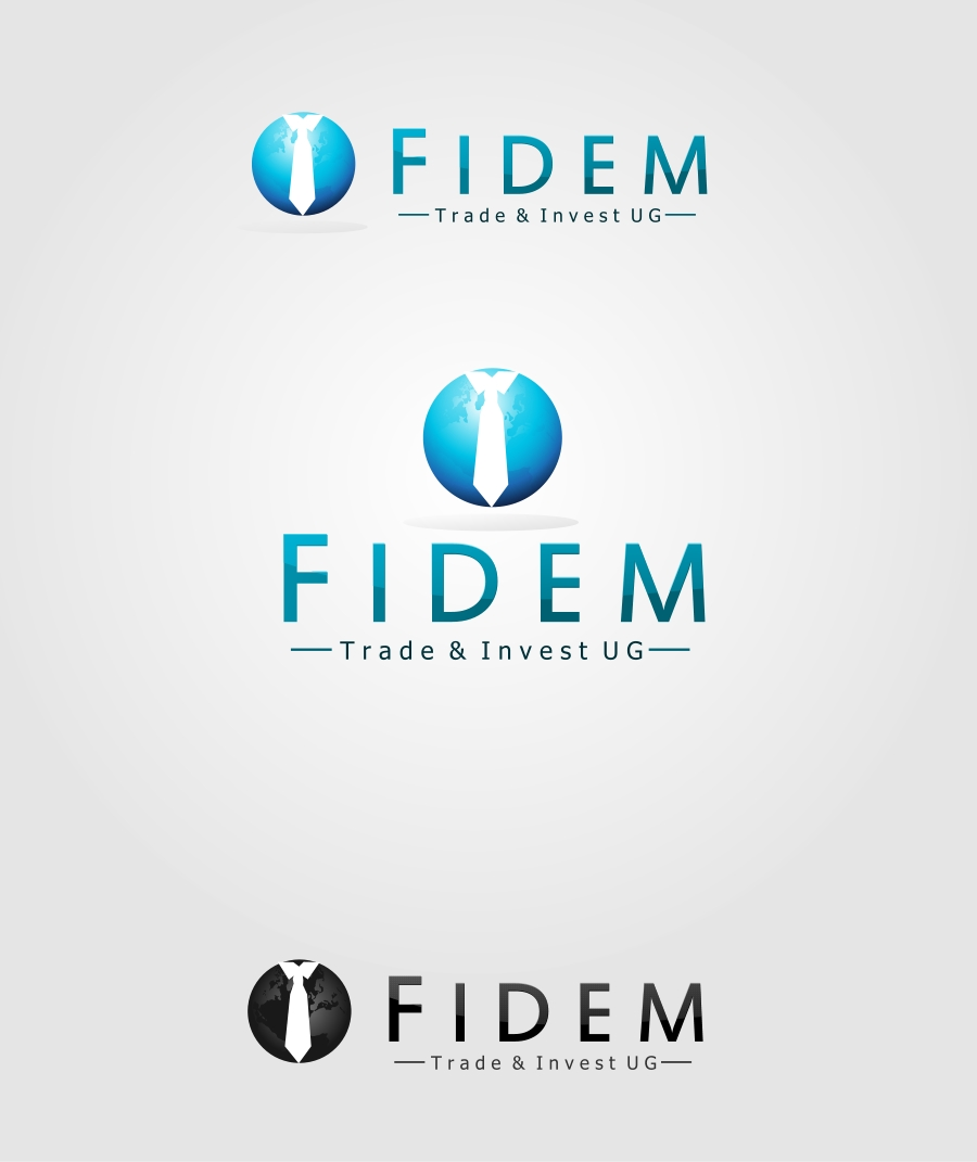 Logo Design by Private User - Entry No. 49 in the Logo Design Contest Professional Logo Design for FIDEM Trade & Invest UG.