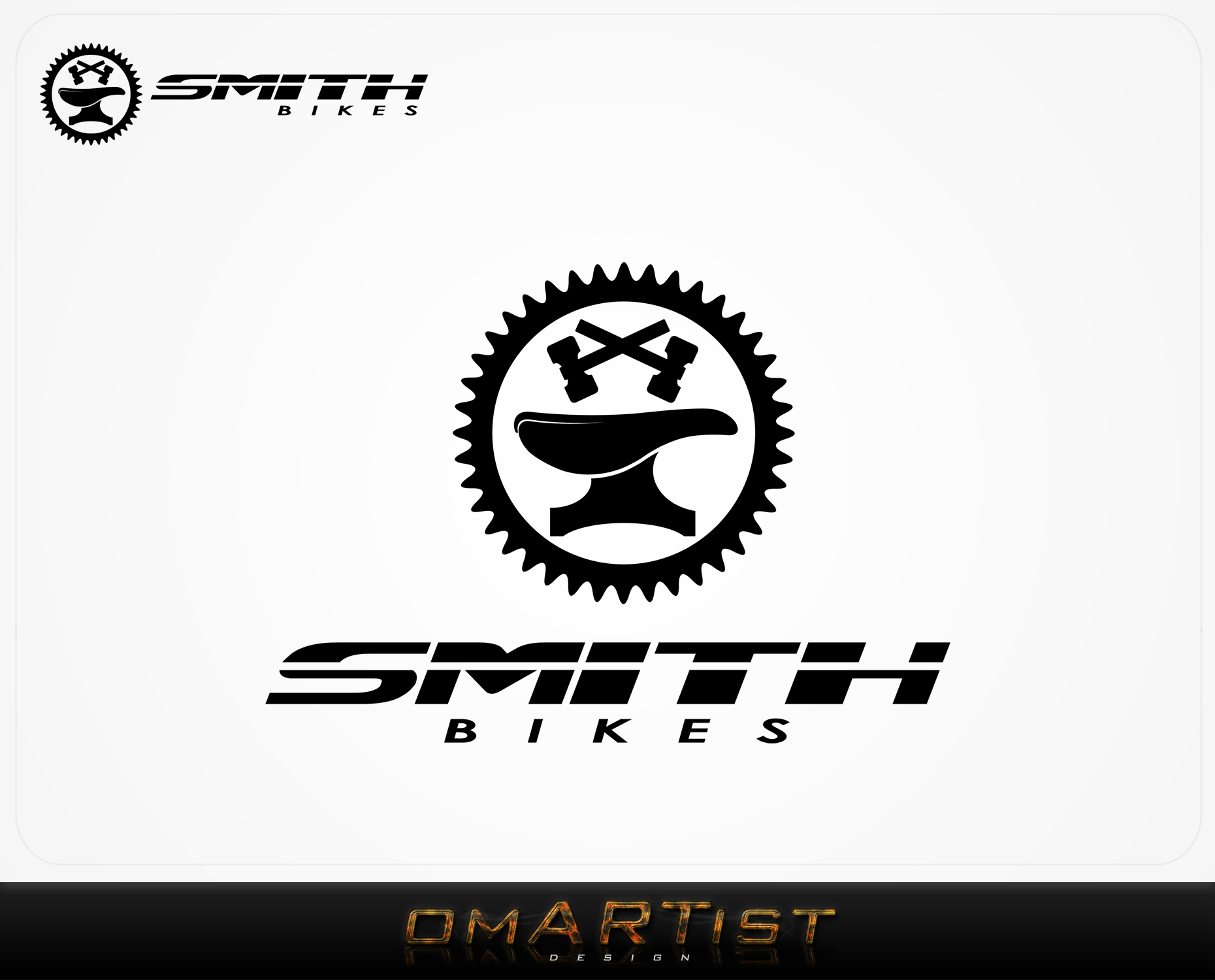 Logo Design by omARTist - Entry No. 31 in the Logo Design Contest Fun Logo Design for SMITH BIKES.
