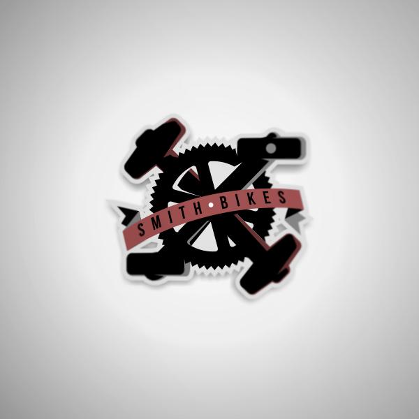 Logo Design by Private User - Entry No. 37 in the Logo Design Contest Fun Logo Design for SMITH BIKES.
