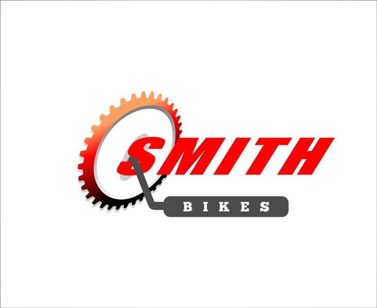 Logo Design by Mhon_Rose - Entry No. 40 in the Logo Design Contest Fun Logo Design for SMITH BIKES.