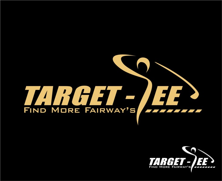 Logo Design by Mhon_Rose - Entry No. 95 in the Logo Design Contest Imaginative Logo Design for TARGET-TEE.