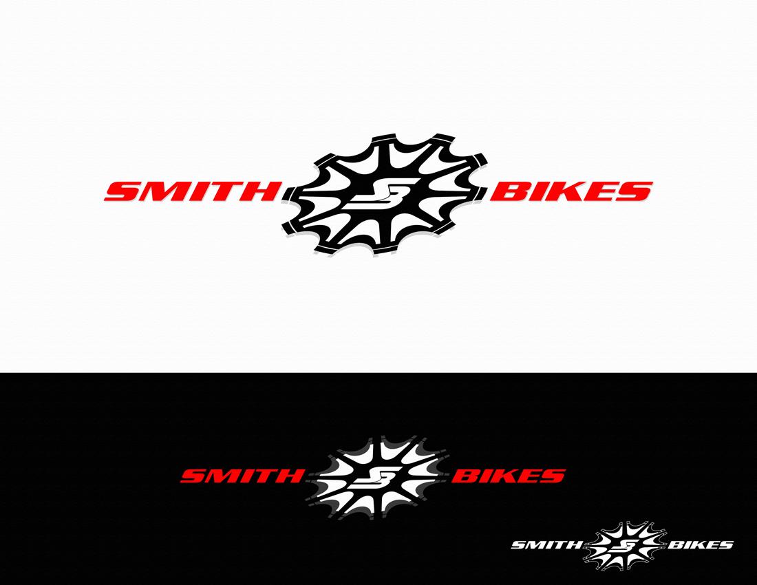 Logo Design by Private User - Entry No. 45 in the Logo Design Contest Fun Logo Design for SMITH BIKES.