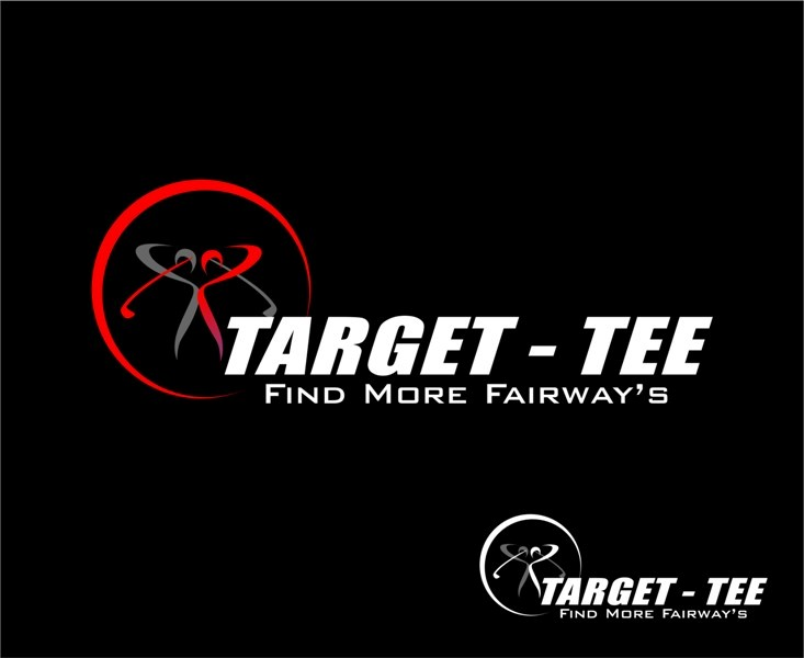 Logo Design by Mhon_Rose - Entry No. 97 in the Logo Design Contest Imaginative Logo Design for TARGET-TEE.