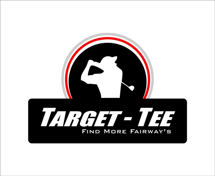 Logo Design by Mhon_Rose - Entry No. 98 in the Logo Design Contest Imaginative Logo Design for TARGET-TEE.