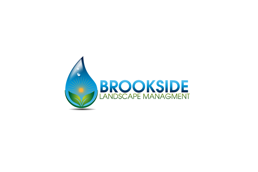 Logo Design by Private User - Entry No. 12 in the Logo Design Contest New Logo Design for Brookside Landscape Management.