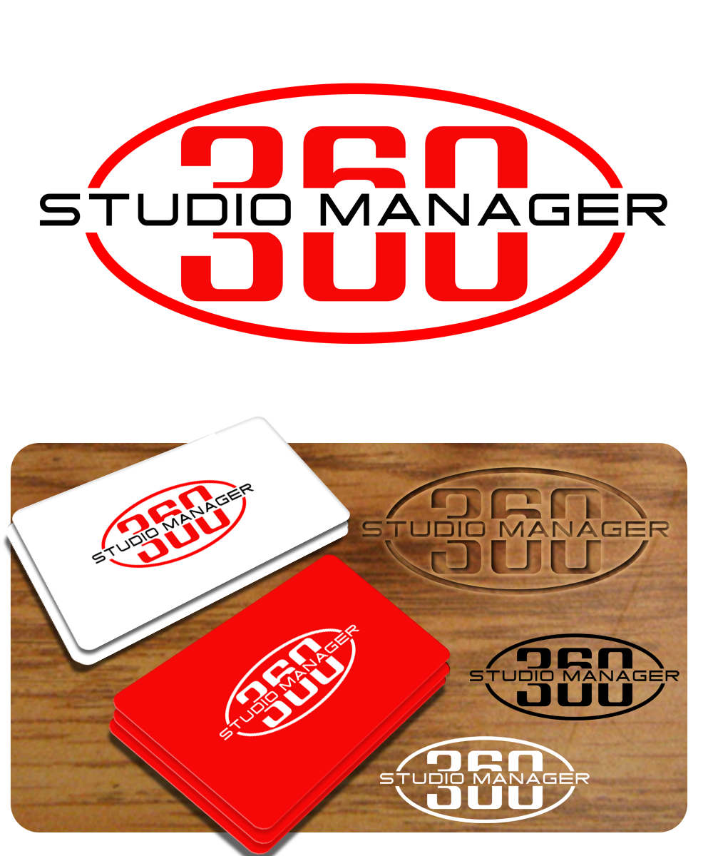 Logo Design by Private User - Entry No. 199 in the Logo Design Contest Unique Logo Design Wanted for Studio Manager 360.