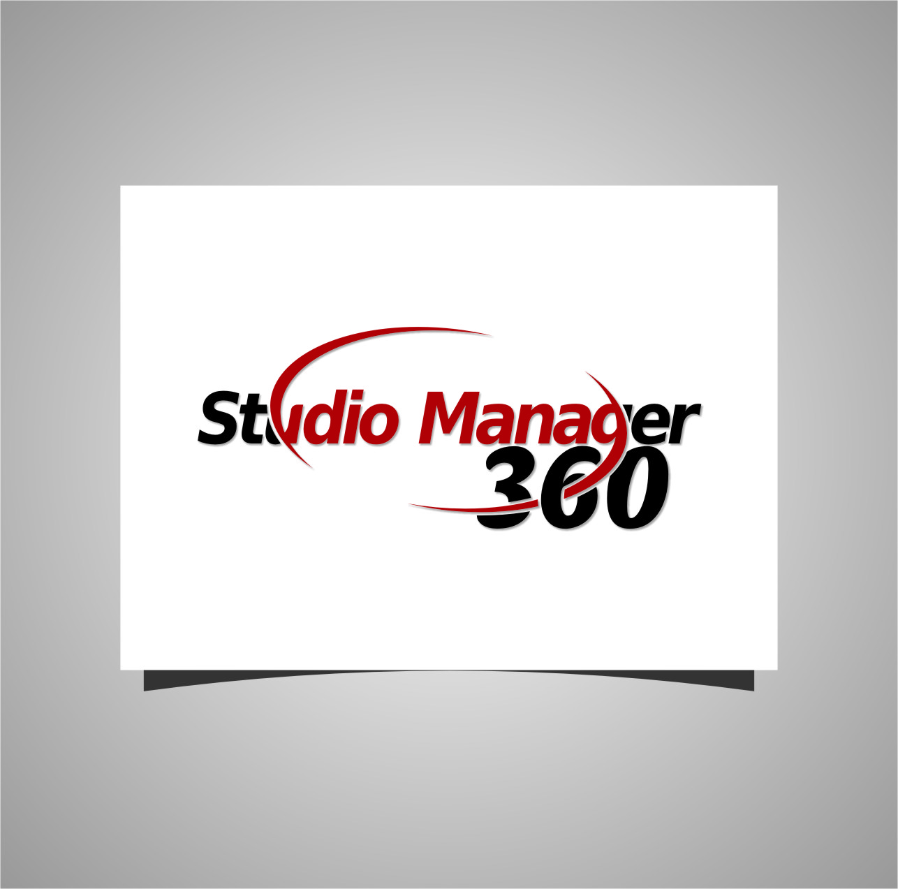 Logo Design by RasYa Muhammad Athaya - Entry No. 200 in the Logo Design Contest Unique Logo Design Wanted for Studio Manager 360.