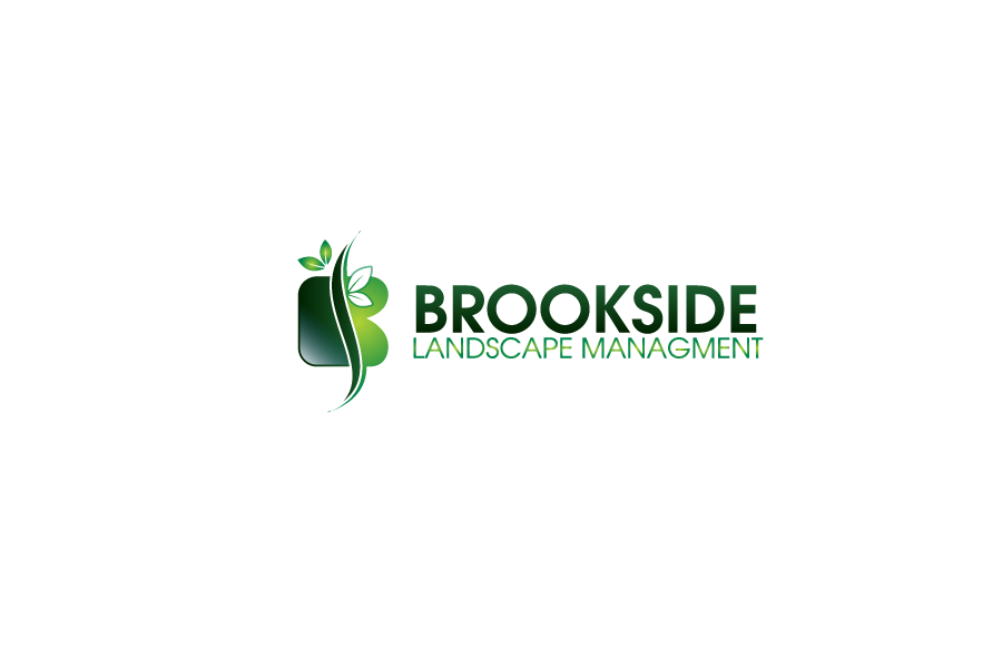 Logo Design by Private User - Entry No. 13 in the Logo Design Contest New Logo Design for Brookside Landscape Management.