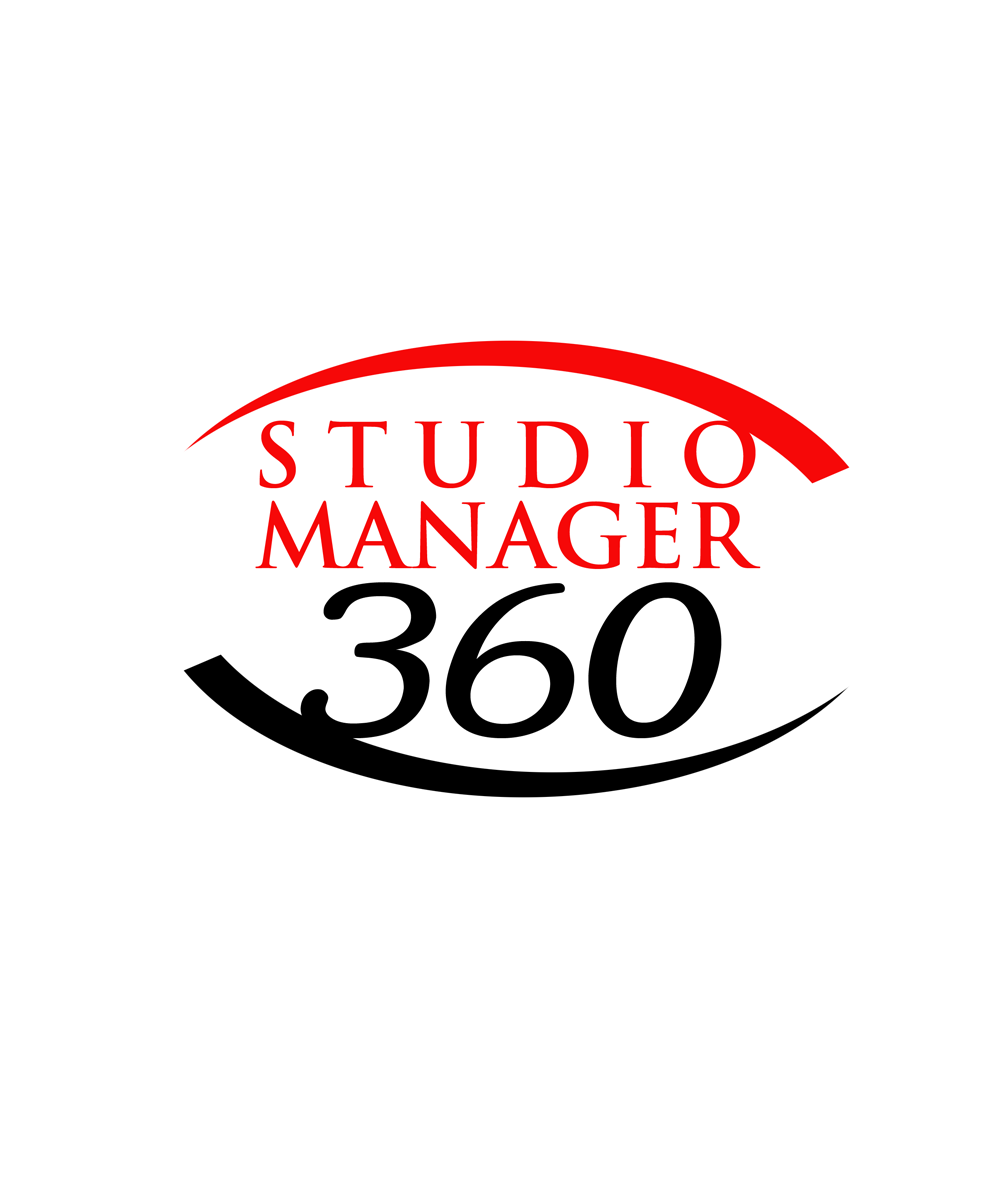 Logo Design by Robert Turla - Entry No. 202 in the Logo Design Contest Unique Logo Design Wanted for Studio Manager 360.