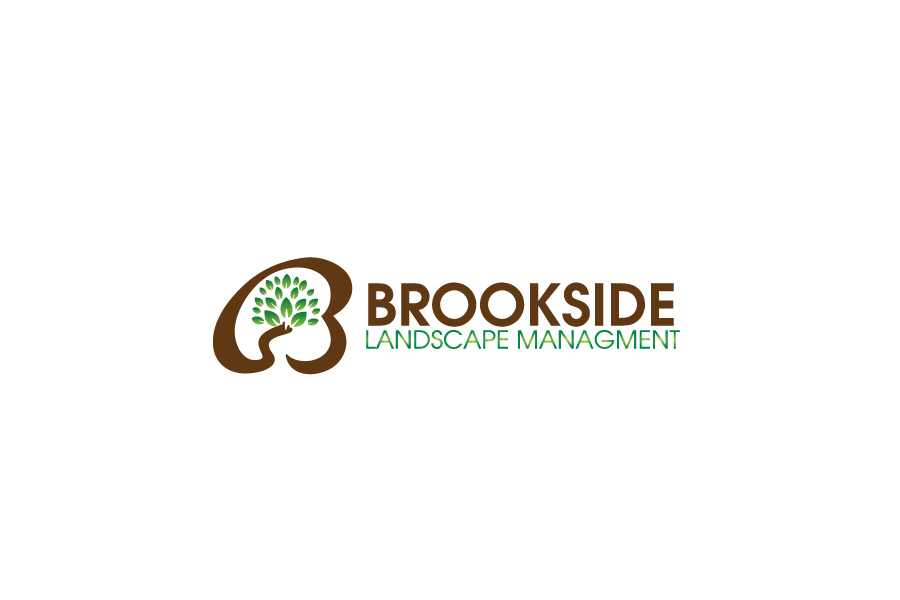 Logo Design by Private User - Entry No. 15 in the Logo Design Contest New Logo Design for Brookside Landscape Management.