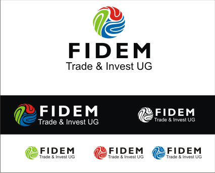 Logo Design by Armada Jamaluddin - Entry No. 63 in the Logo Design Contest Professional Logo Design for FIDEM Trade & Invest UG.