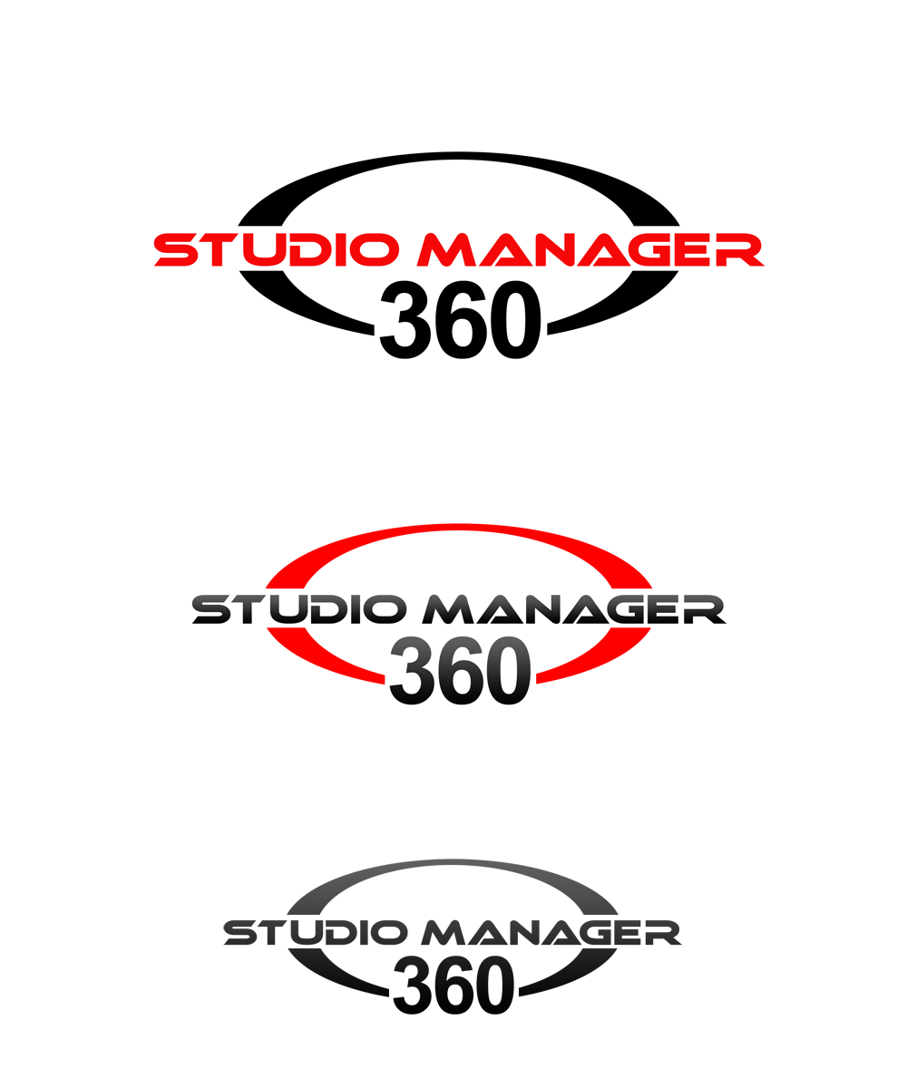 Logo Design by Private User - Entry No. 203 in the Logo Design Contest Unique Logo Design Wanted for Studio Manager 360.
