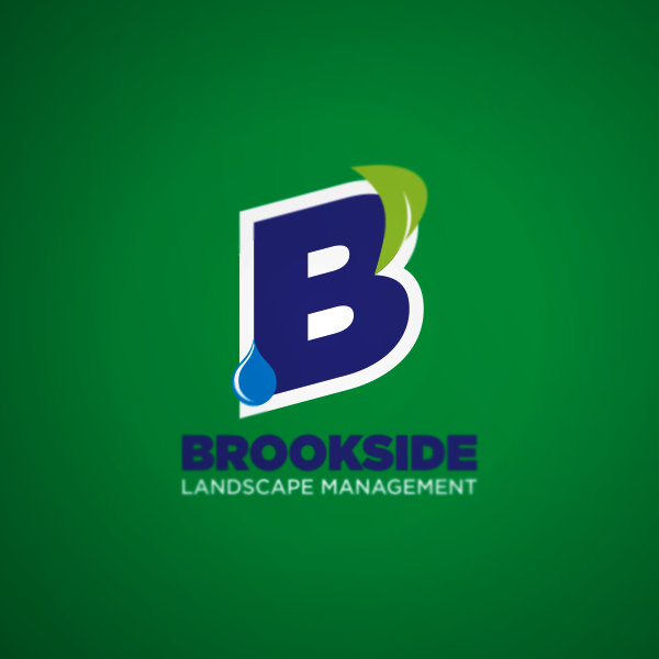 Logo Design by Private User - Entry No. 18 in the Logo Design Contest New Logo Design for Brookside Landscape Management.