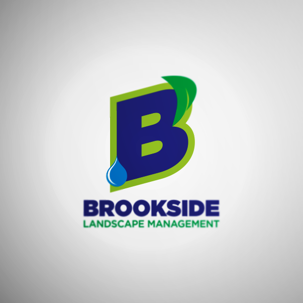 Logo Design by Private User - Entry No. 19 in the Logo Design Contest New Logo Design for Brookside Landscape Management.