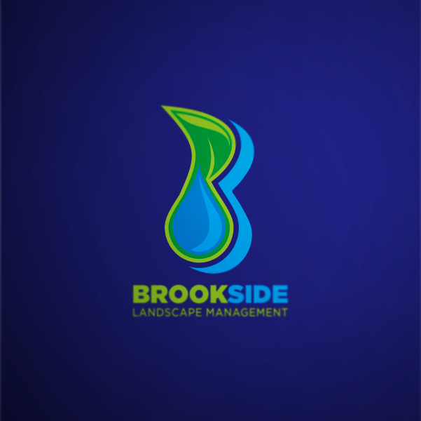 Logo Design by Private User - Entry No. 20 in the Logo Design Contest New Logo Design for Brookside Landscape Management.