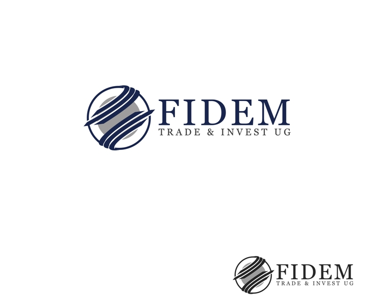 Logo Design by Juan_Kata - Entry No. 65 in the Logo Design Contest Professional Logo Design for FIDEM Trade & Invest UG.