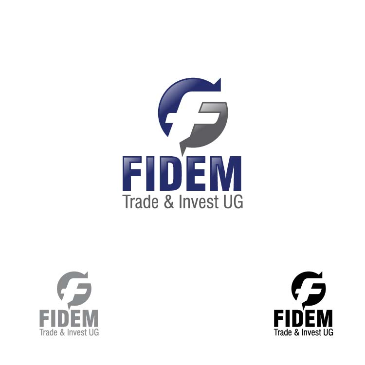 Logo Design by lagalag - Entry No. 66 in the Logo Design Contest Professional Logo Design for FIDEM Trade & Invest UG.