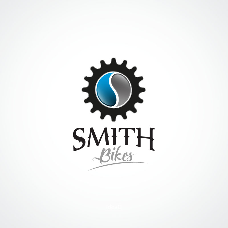 Logo Design by Puspita Wahyuni - Entry No. 53 in the Logo Design Contest Fun Logo Design for SMITH BIKES.