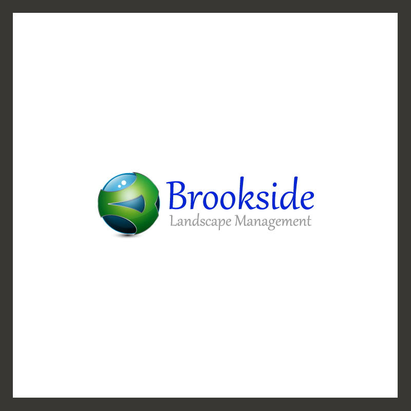 Logo Design by Puspita Wahyuni - Entry No. 23 in the Logo Design Contest New Logo Design for Brookside Landscape Management.