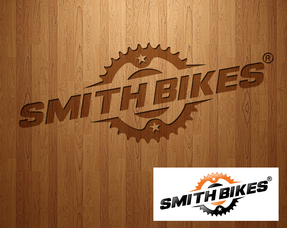 Logo Design by lagalag - Entry No. 59 in the Logo Design Contest Fun Logo Design for SMITH BIKES.