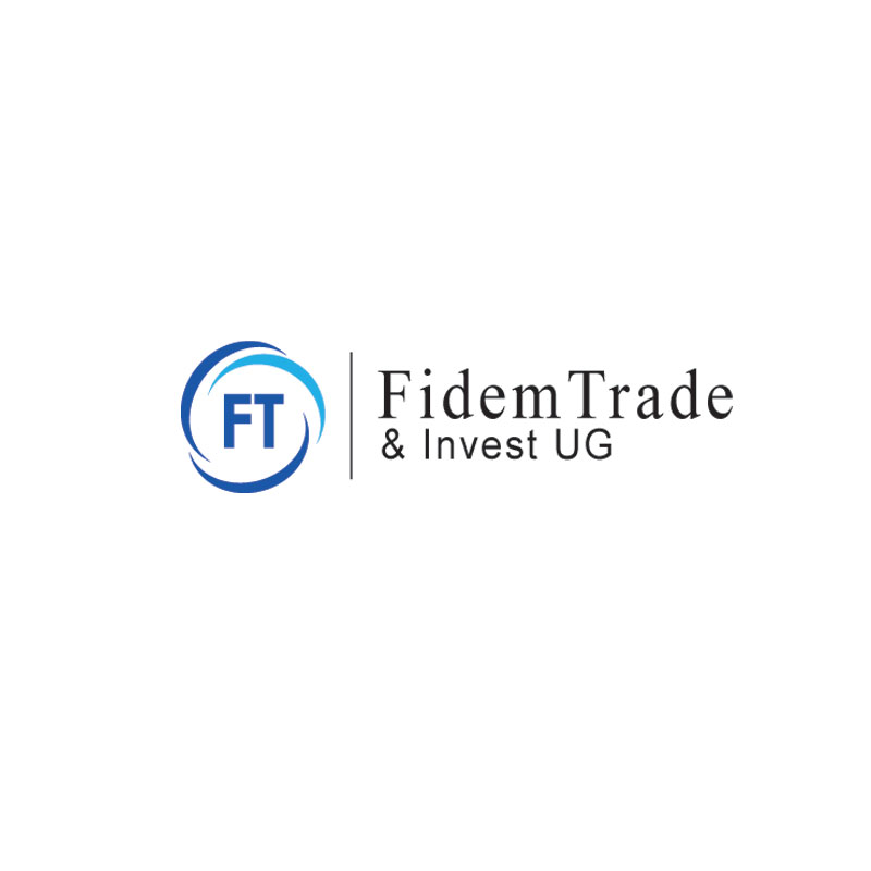 Logo Design by Private User - Entry No. 72 in the Logo Design Contest Professional Logo Design for FIDEM Trade & Invest UG.