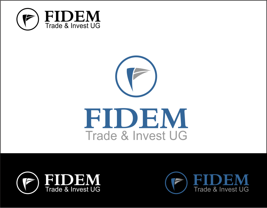Logo Design by Agus Martoyo - Entry No. 79 in the Logo Design Contest Professional Logo Design for FIDEM Trade & Invest UG.