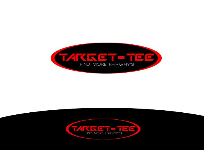 Logo Design by Jan Chua - Entry No. 106 in the Logo Design Contest Imaginative Logo Design for TARGET-TEE.