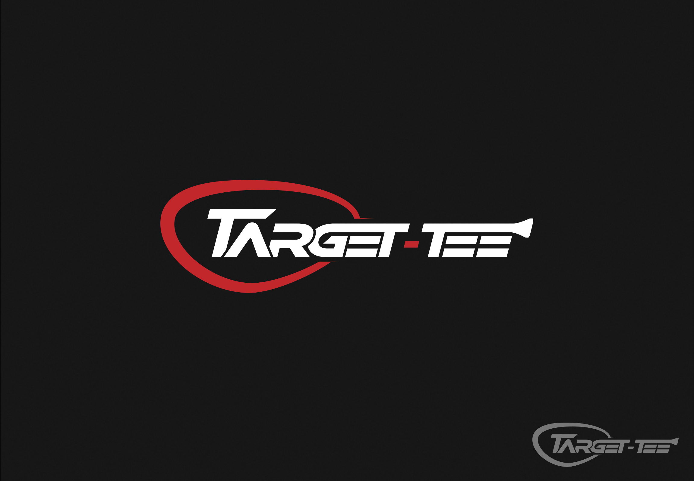 Logo Design by olii - Entry No. 110 in the Logo Design Contest Imaginative Logo Design for TARGET-TEE.