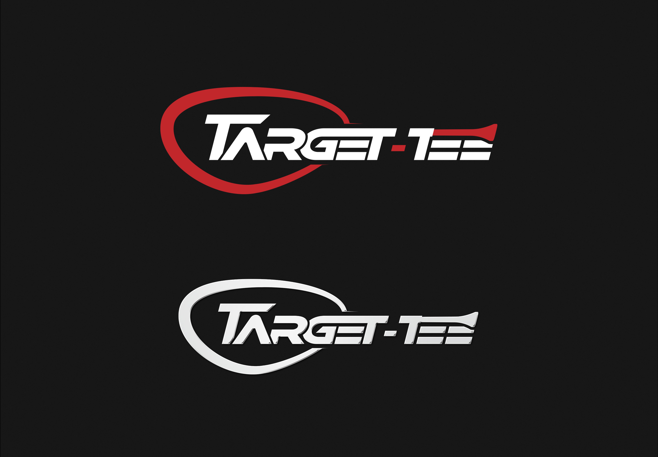 Logo Design by olii - Entry No. 111 in the Logo Design Contest Imaginative Logo Design for TARGET-TEE.