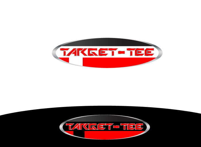 Logo Design by Jan Chua - Entry No. 113 in the Logo Design Contest Imaginative Logo Design for TARGET-TEE.