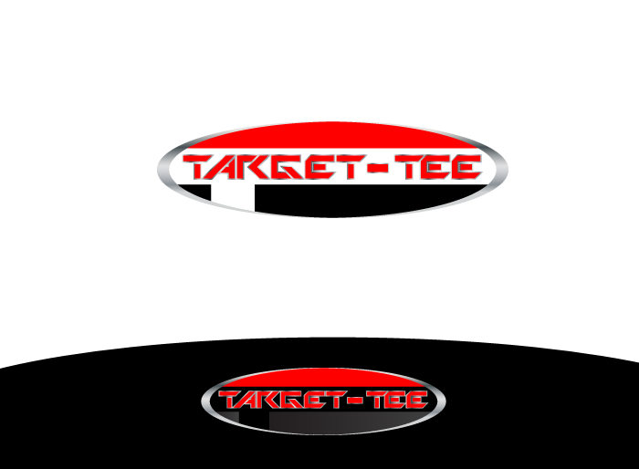 Logo Design by Jan Chua - Entry No. 114 in the Logo Design Contest Imaginative Logo Design for TARGET-TEE.
