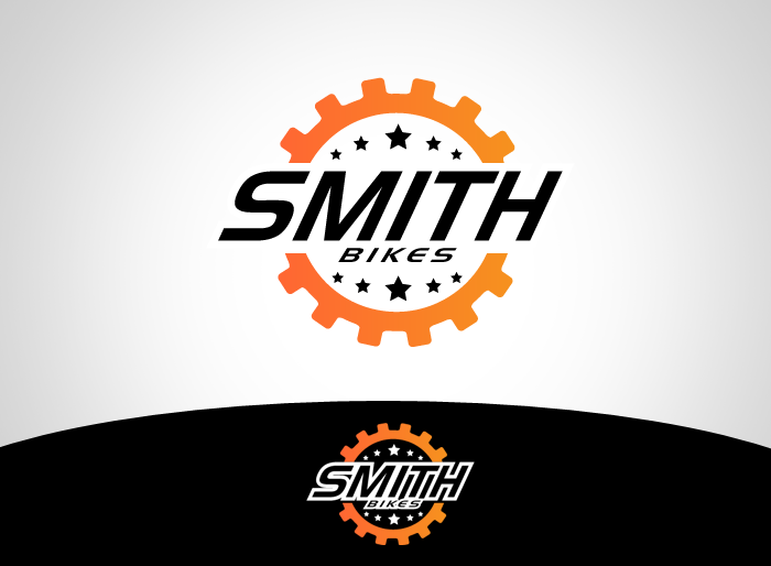 Logo Design by Jan Chua - Entry No. 64 in the Logo Design Contest Fun Logo Design for SMITH BIKES.