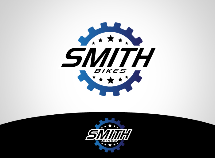 Logo Design by Jan Chua - Entry No. 65 in the Logo Design Contest Fun Logo Design for SMITH BIKES.