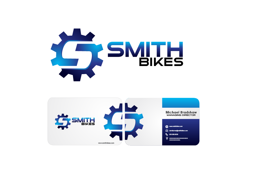 Logo Design by Private User - Entry No. 68 in the Logo Design Contest Fun Logo Design for SMITH BIKES.